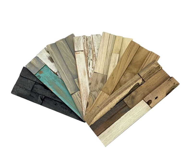 3D Wood Samples - Woodywalls