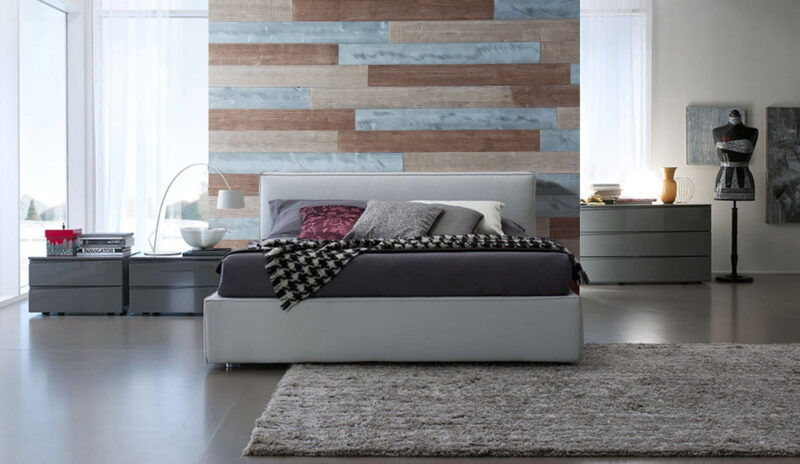 Warm Sand, Natural Gray, Old Brown - Peel and Stick Wood Planks - WoodyWalls