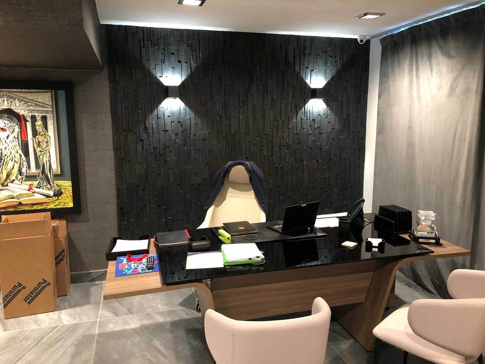 3D Black - Working space